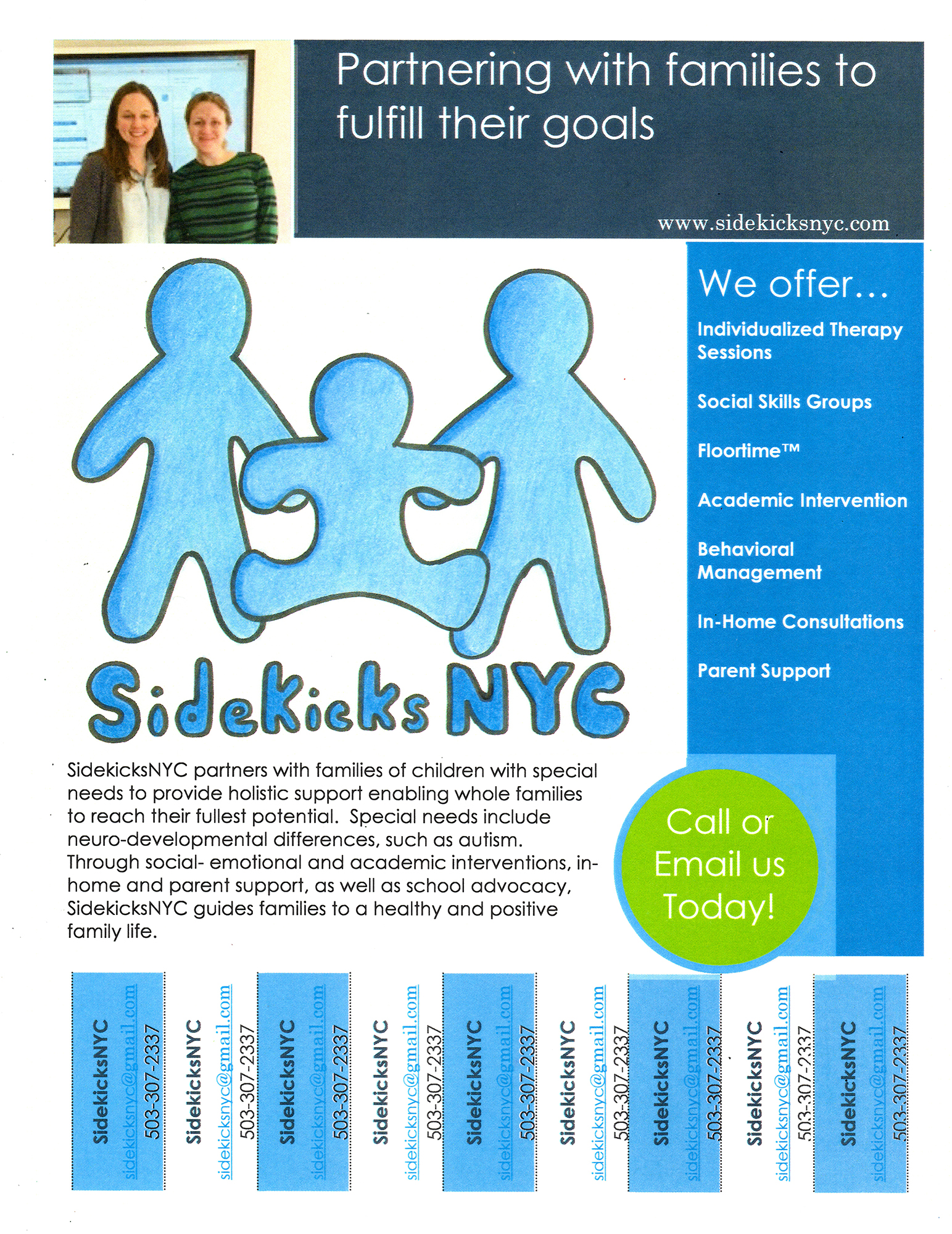 SidekicksNYCflyer